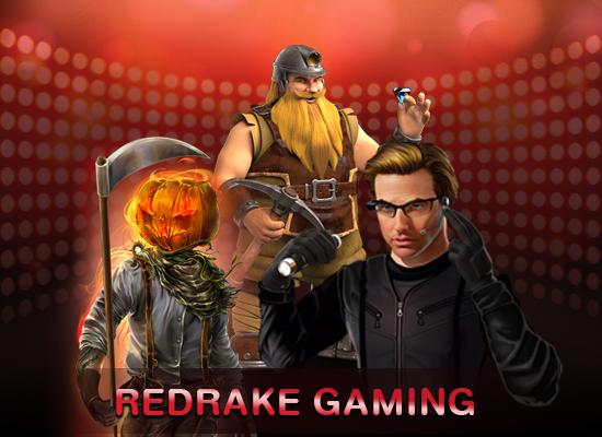 Red Rake Slot