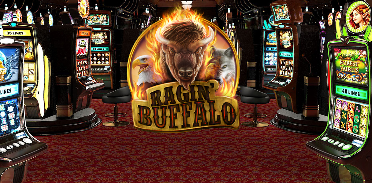 """Ragin"""" Buffalo"""